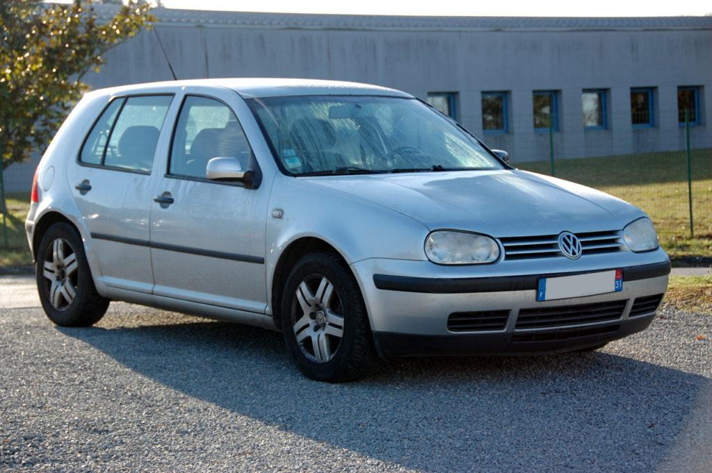 VW Golf 4 de 2003 1.9L TDi 130CH GARANTIE 3 mois / 2990€