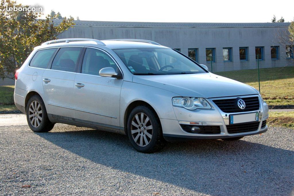 VW Passat B6 SW 2.0L TDI 140CH / 4490€