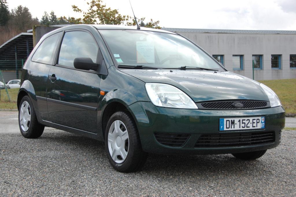 FORD Fiesta V 1.4 TDCi 68cv / 2990€