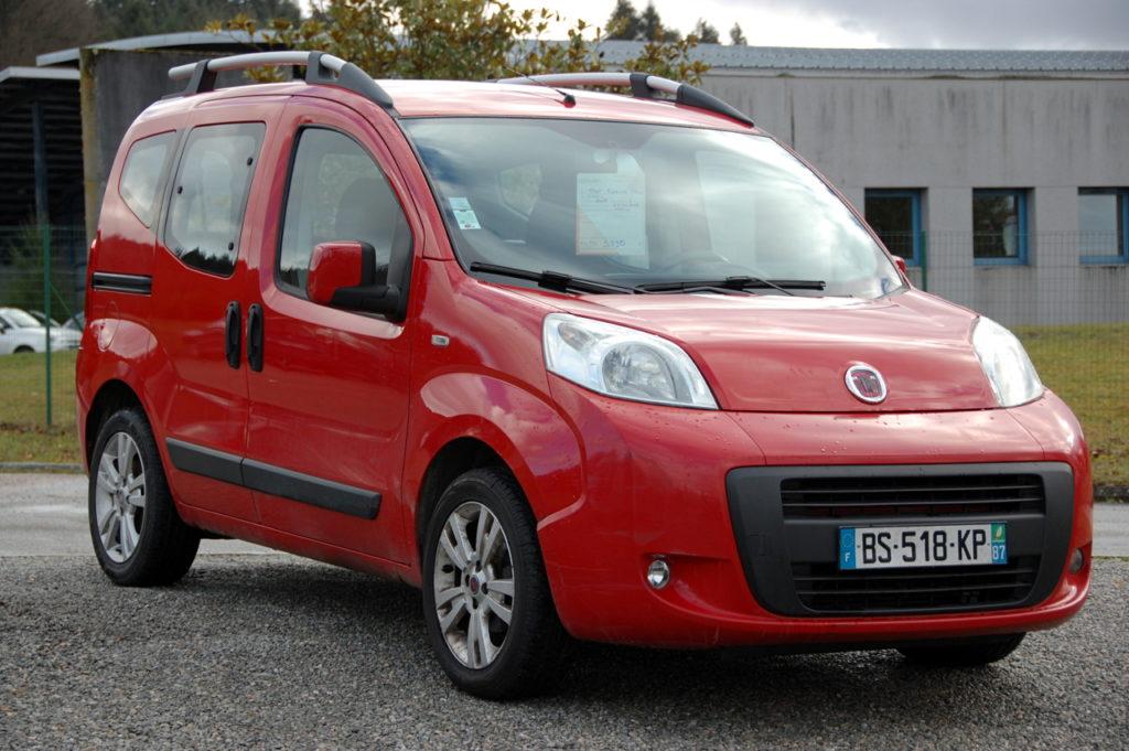 FIAT Qubo 1.3 MJTD 16V 75 cv  / 3990€
