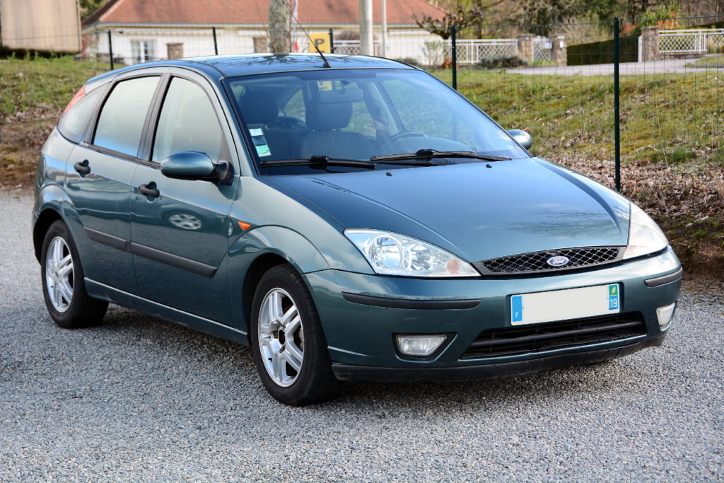FORD Focus I Phase 2 1.8 TDCi 115cv / 3490€