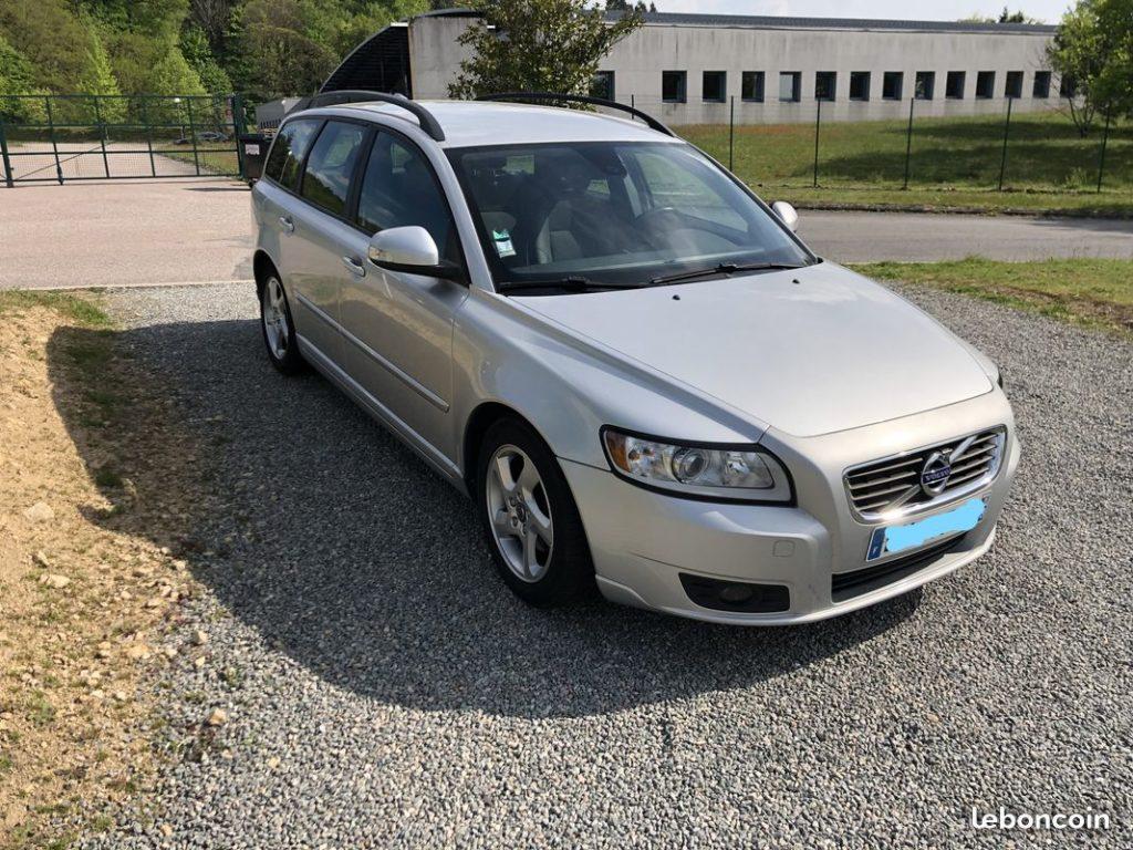 Volvo V50 break 1.6L D 115CH / 8990€