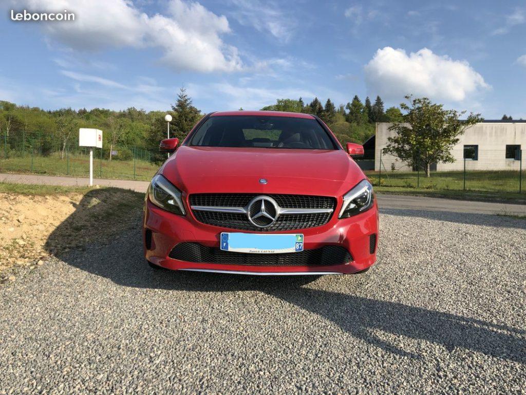 Mercedes Classe A SENSATION 180 CDI / 20490€