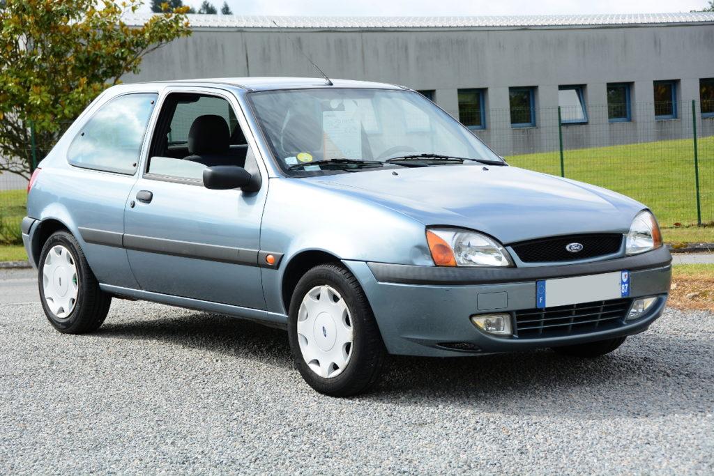 FORD Fiesta IV Phase 2 1.3 i 60cv / 2490€