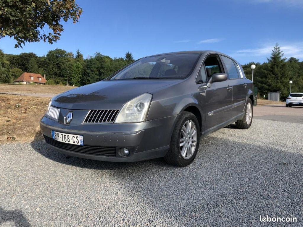 Renault Vel Satis 2.2 dCi 150cv / 2990€
