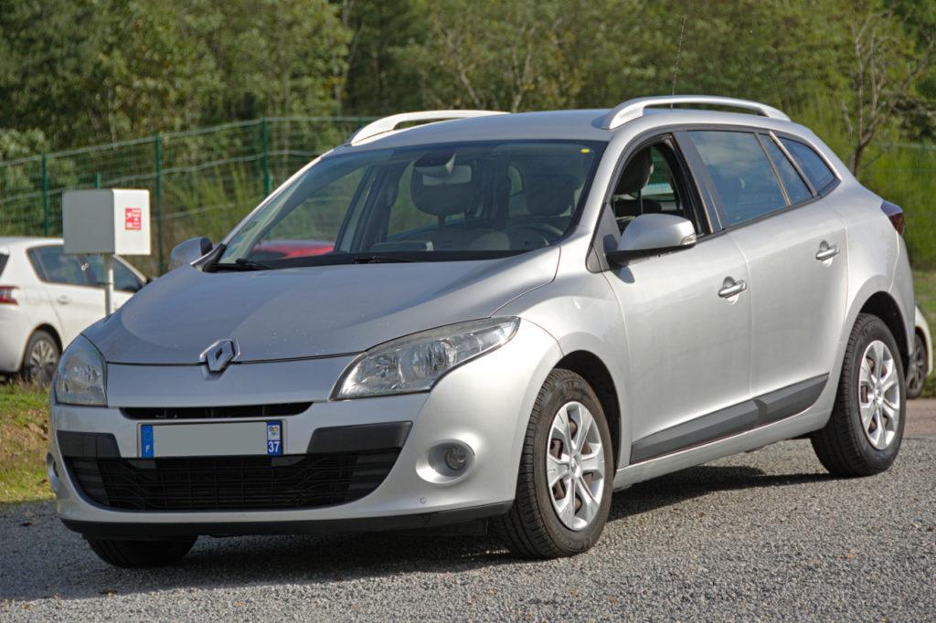 Renault Megane 3 estate DCi 110 Carminat TOM TOM / 5490€