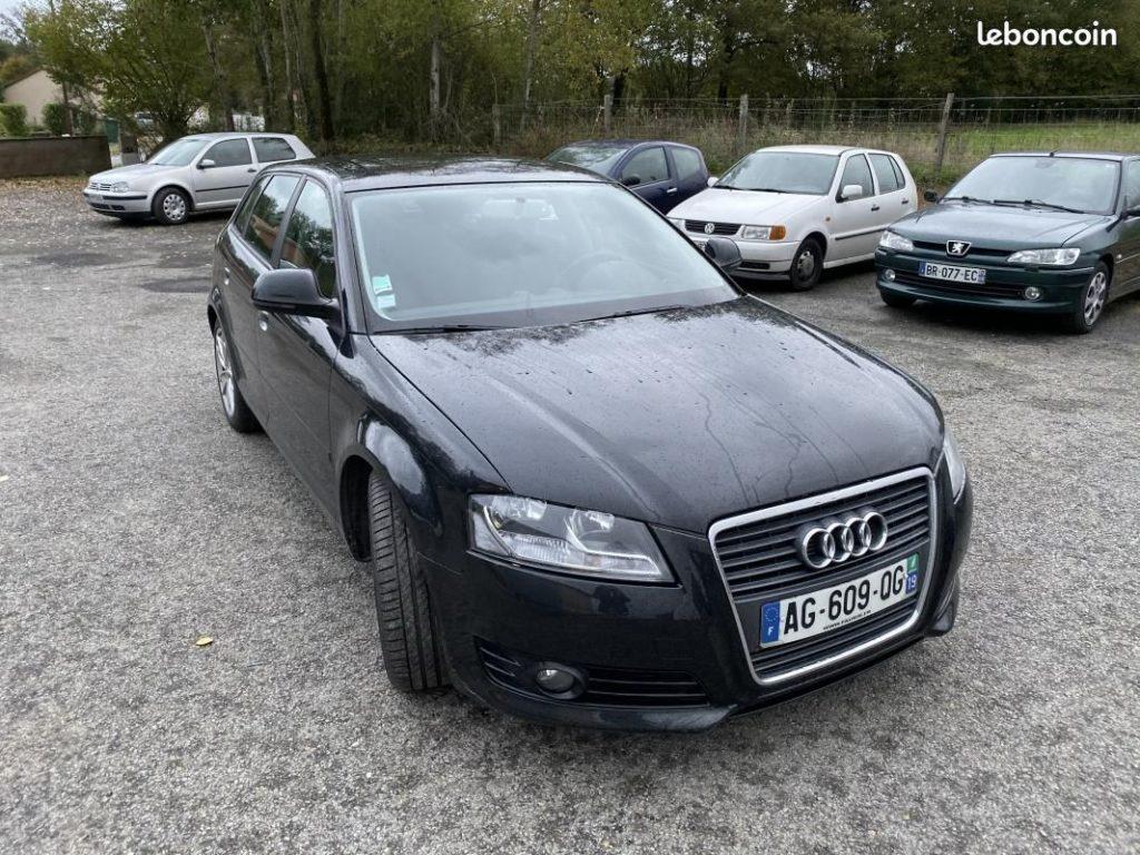 Audi A3 sportback 1.9 TDI 105cv / 6990€