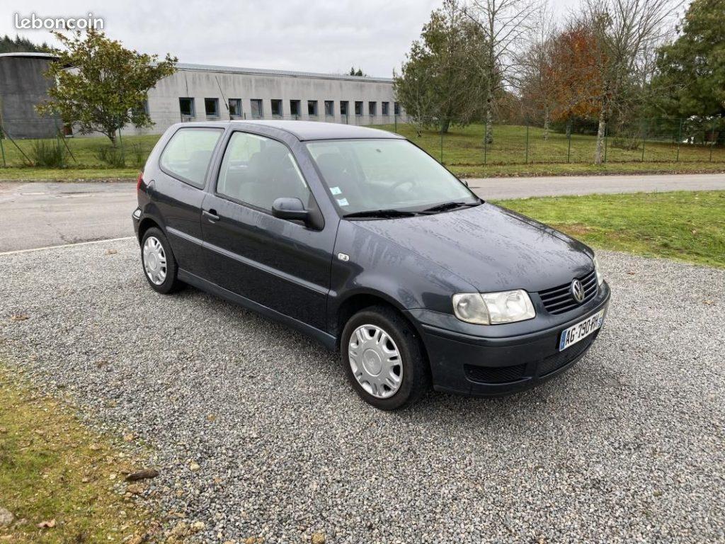Volkswagen Polo 1.4L 16V 75cv / 2990€