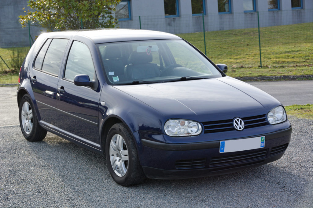 Volkswagen Golf 4 1.9L TDi 130CH / 3990€