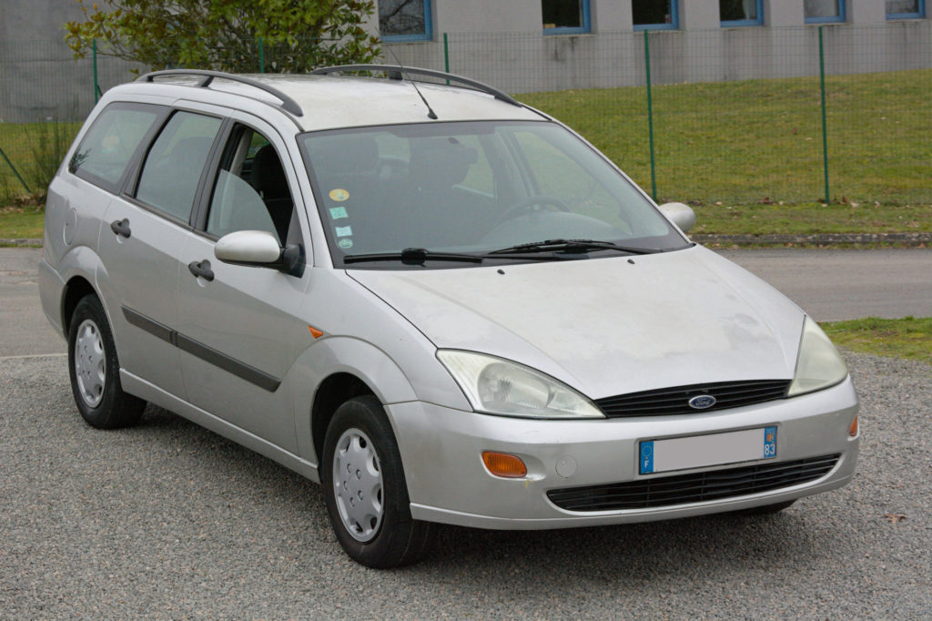 Ford Focus Break 1.6L 100cv / 2490€