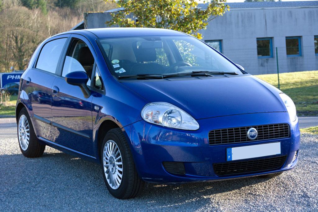 Fiat Grande PUNTO 1.2L 65CH Dynamic / 3990€