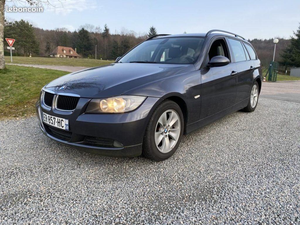 BMW Série 3 Touring 320D 163cv / 5990€