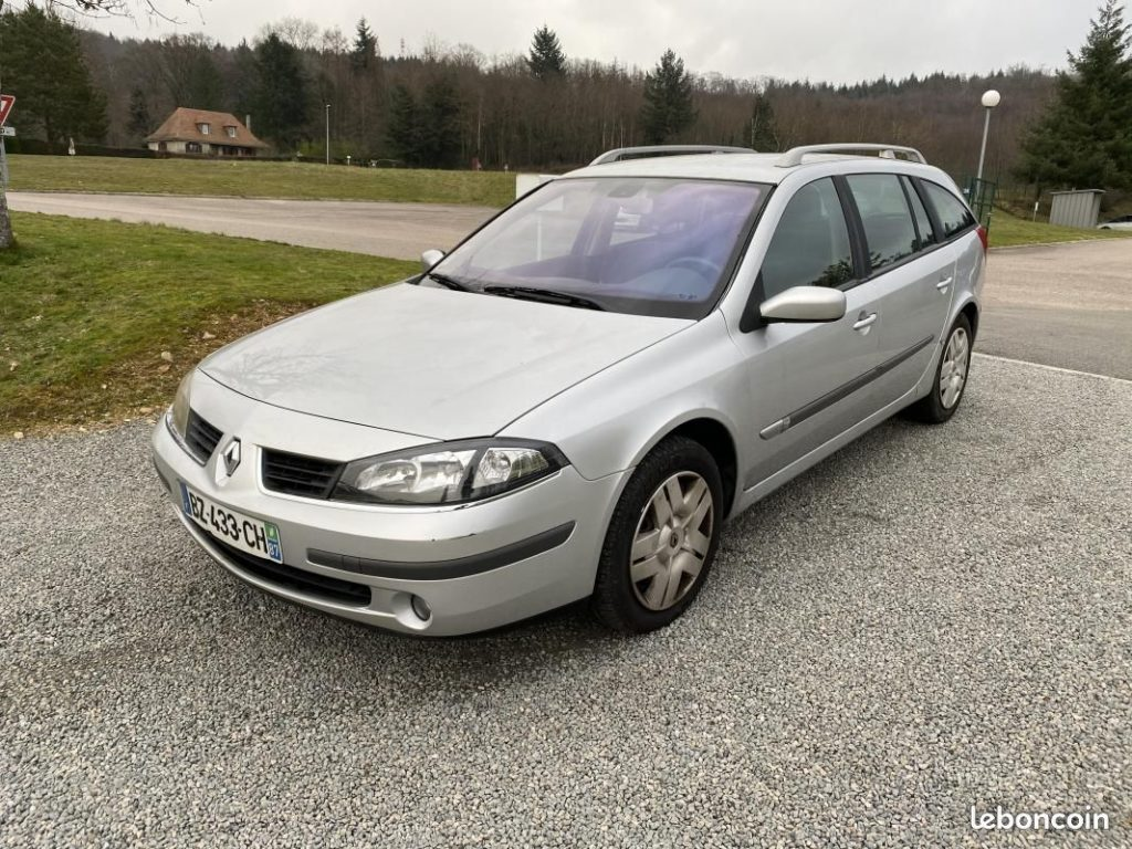 Renault Laguna II Grandtour 1.9 dCi 130cv / 3990€