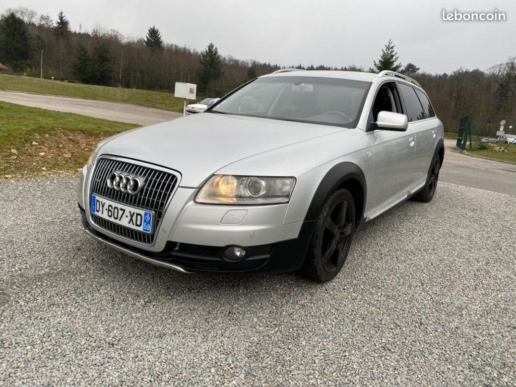 Audi A6 Allroad 3.0 TDI quattro 233cv / 8490€