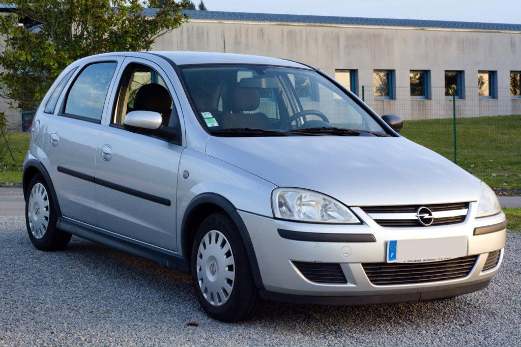 Opel Corsa 1.2L 80ch Enjoy / 3490€