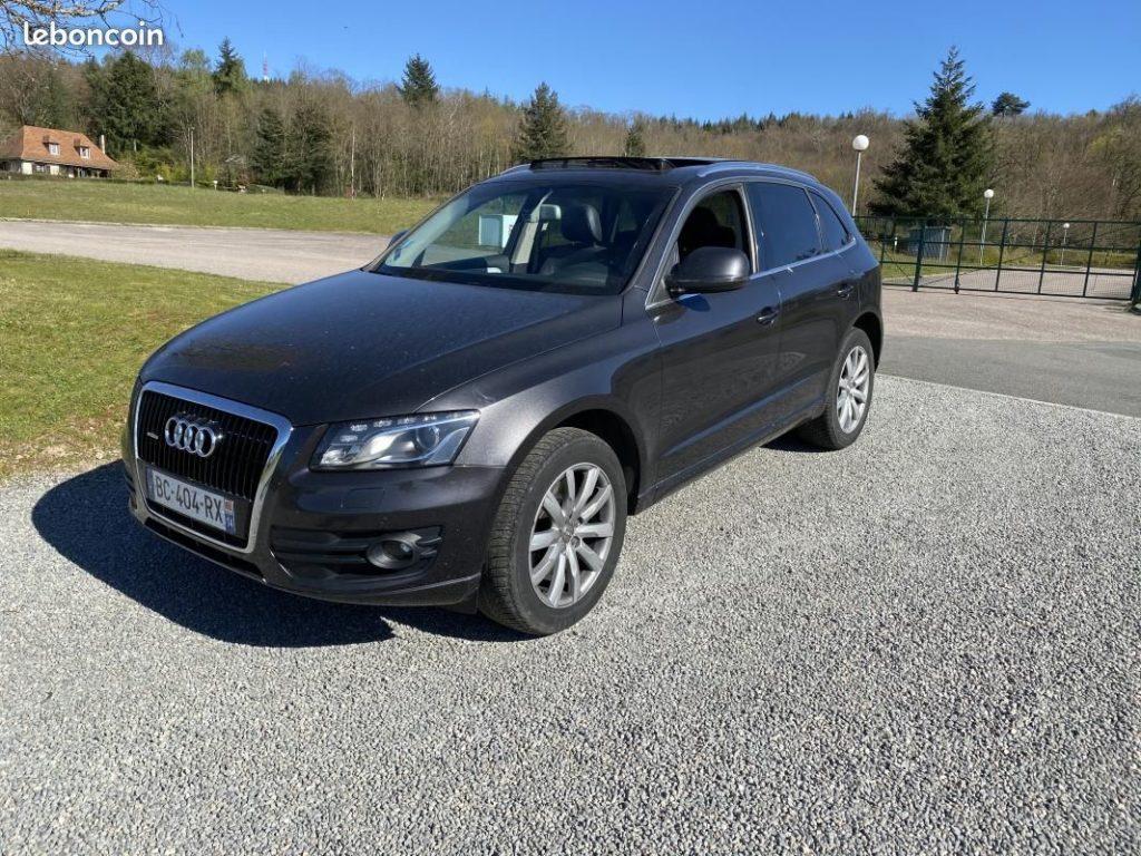 Audi Q5 3.0 TDI quattro 240cv / 14 490€