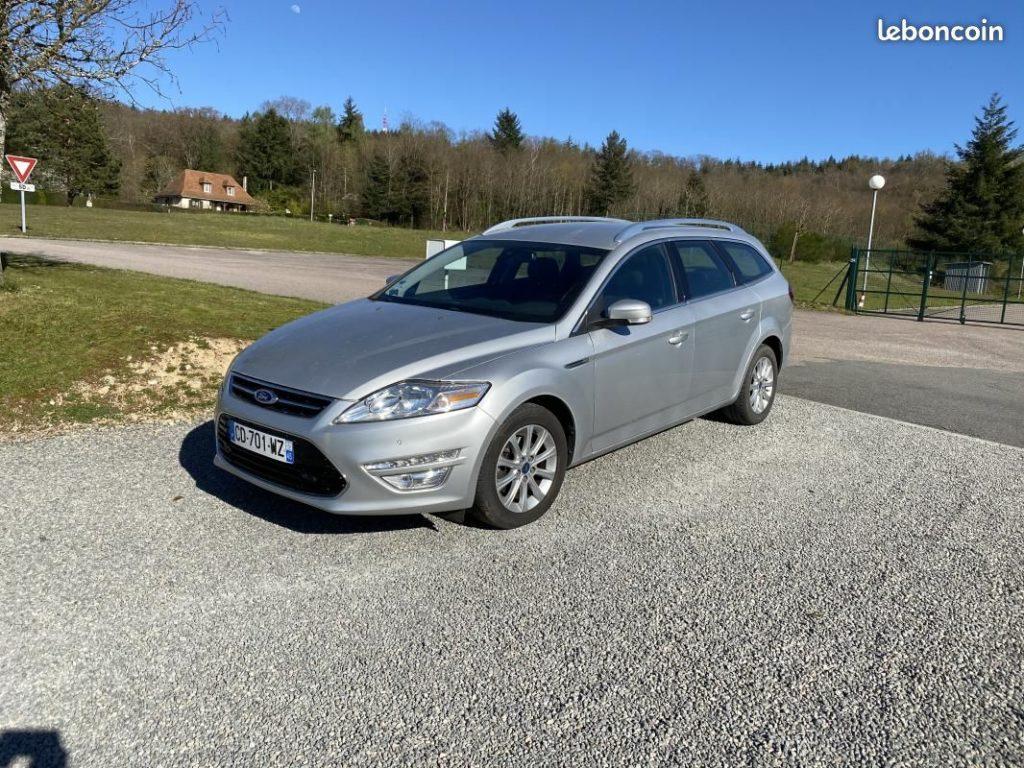 Ford Mondeo IV Tourer 2.0 TDCi 140cv / 8990€