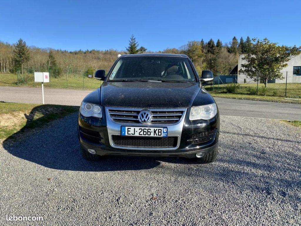 Volkswagen Touareg 3.0 V6 TDI 240cv / 13 990€