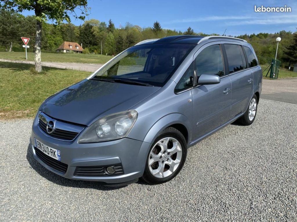 Opel Zafira B 1.9 CDTI 150cv / 4 490 €