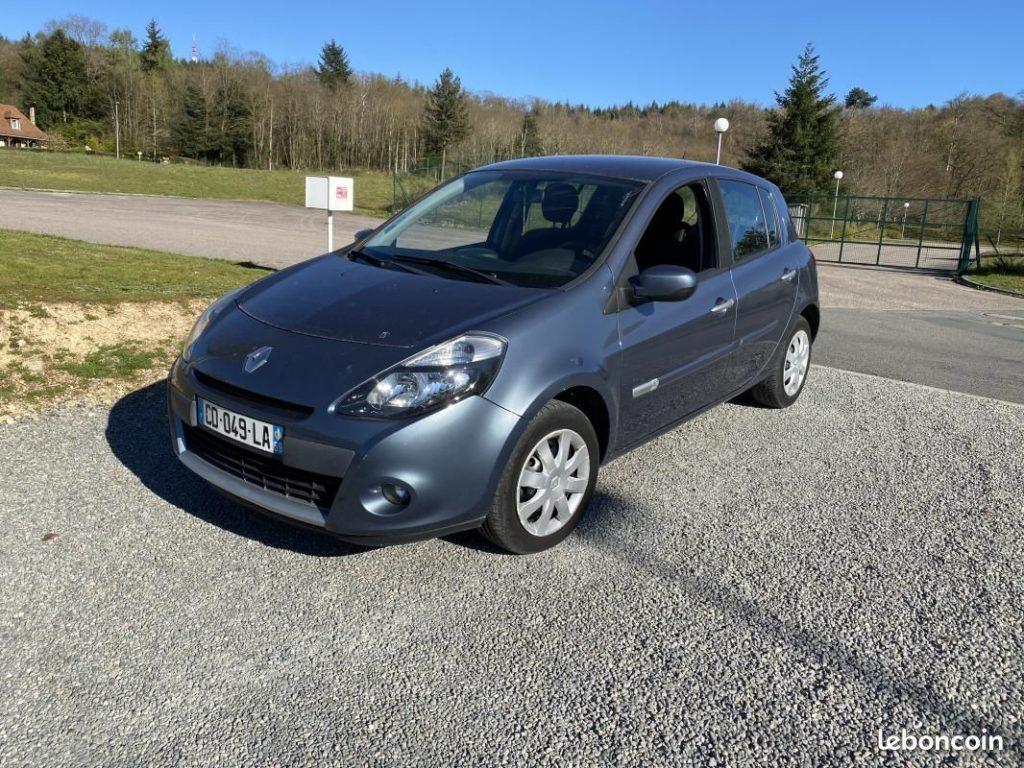 Renault Clio III 1.5 dCi 75cv / 4990€