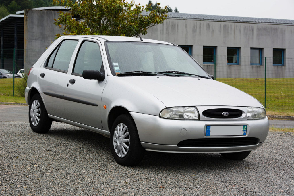 FORD Fiesta IV Ph.2 1.25L 16V 75cv / 1990€