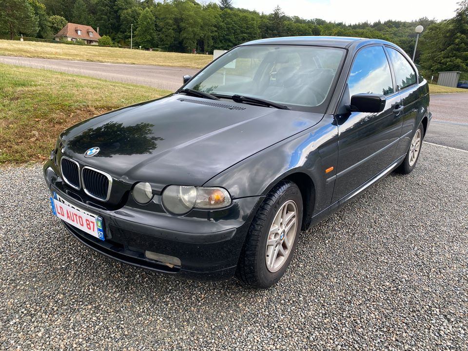 BMW Série 3 318TD / 2900€