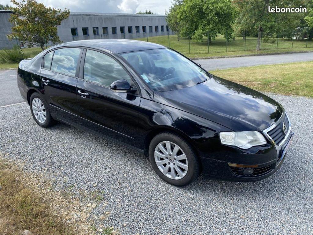 Volkswagen Passat 1.9 TDI 105cv / 5490€