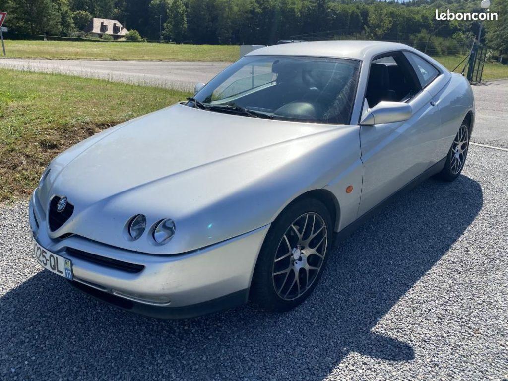 Alfa Romeo GTV 2.0 T.SPARK 16V 150cv / 3990€
