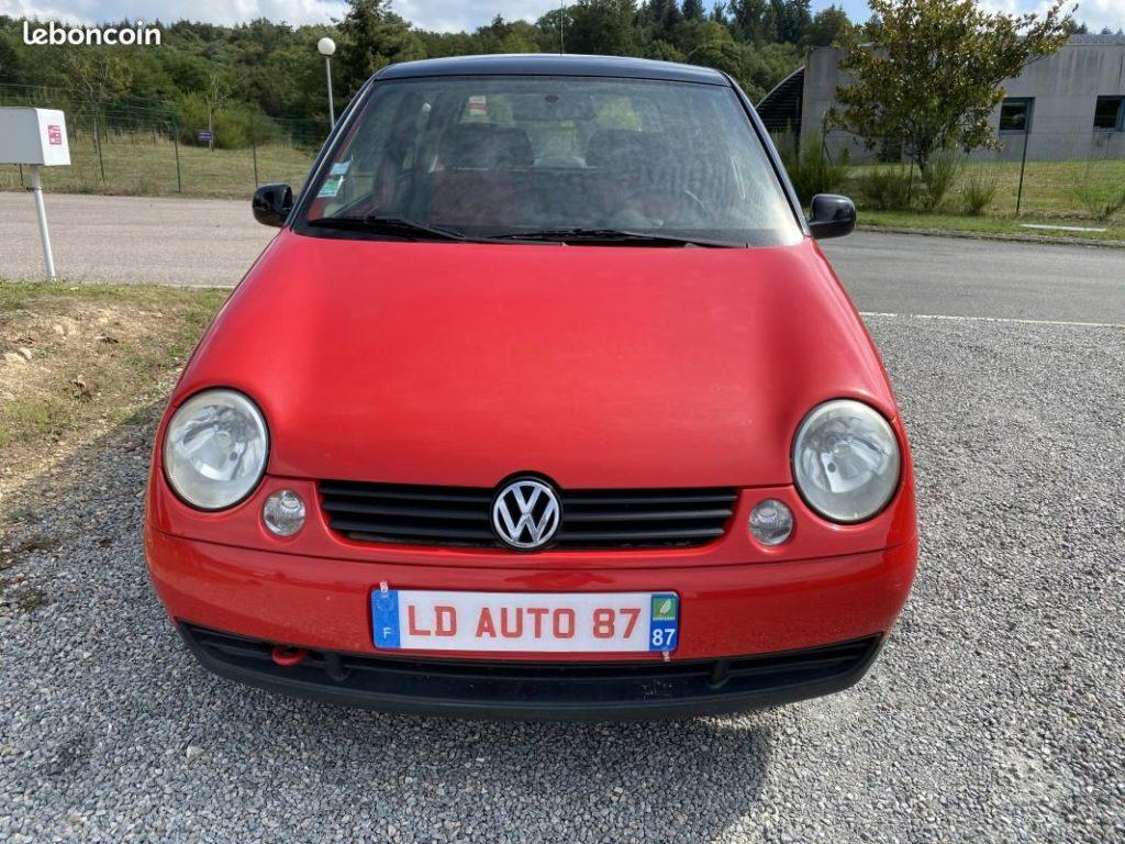 Volkswagen Lupo 1.4 16V 75cv / 2990€