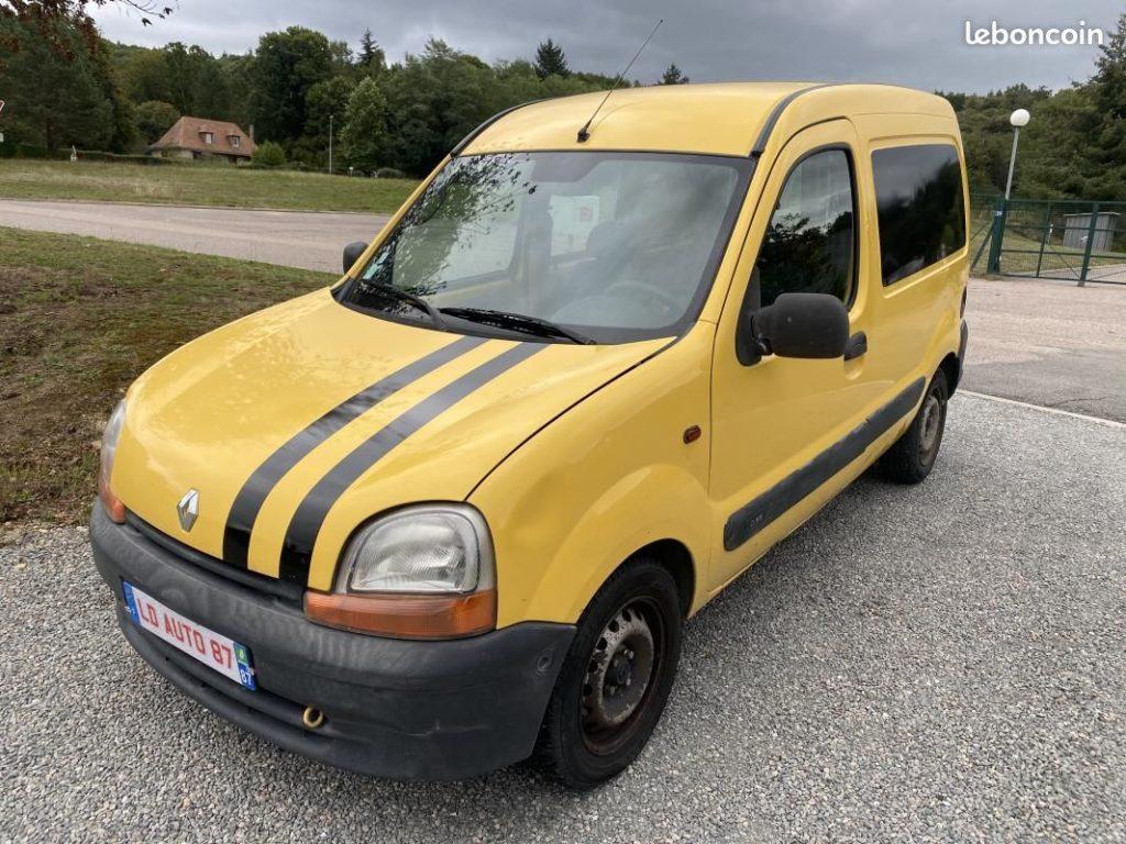 Renault Kangoo Express D 55 1.9 54cv / 2990€