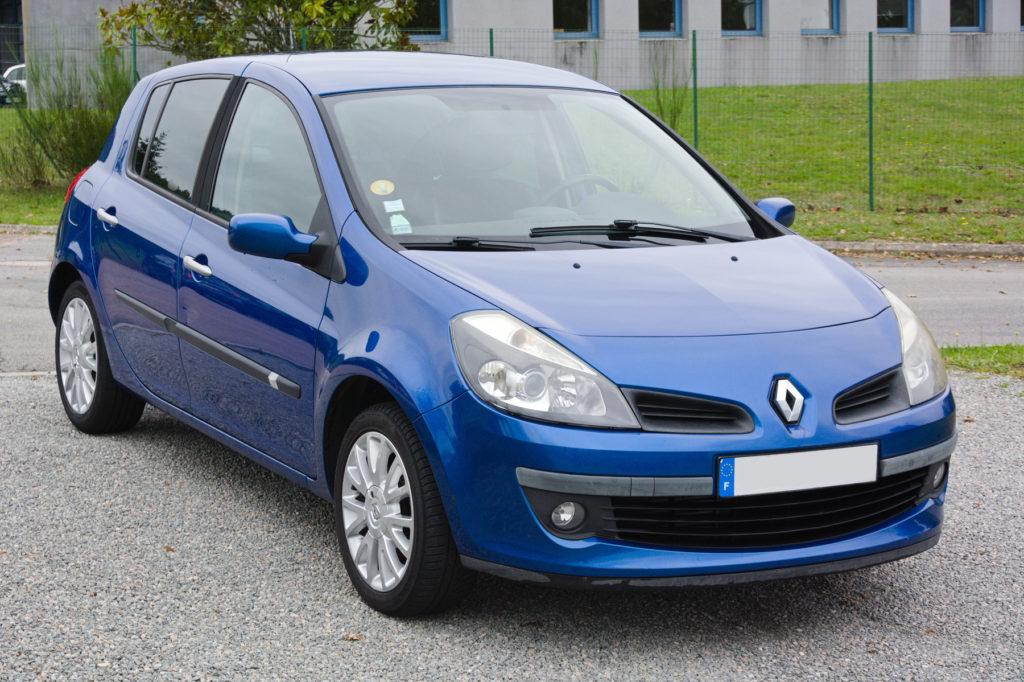Renault Clio 1.5L dCi 85ch Exception / 3990€