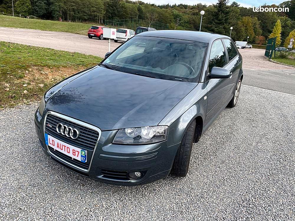 Audi A3 2.0 TDI 140cv / 6490€