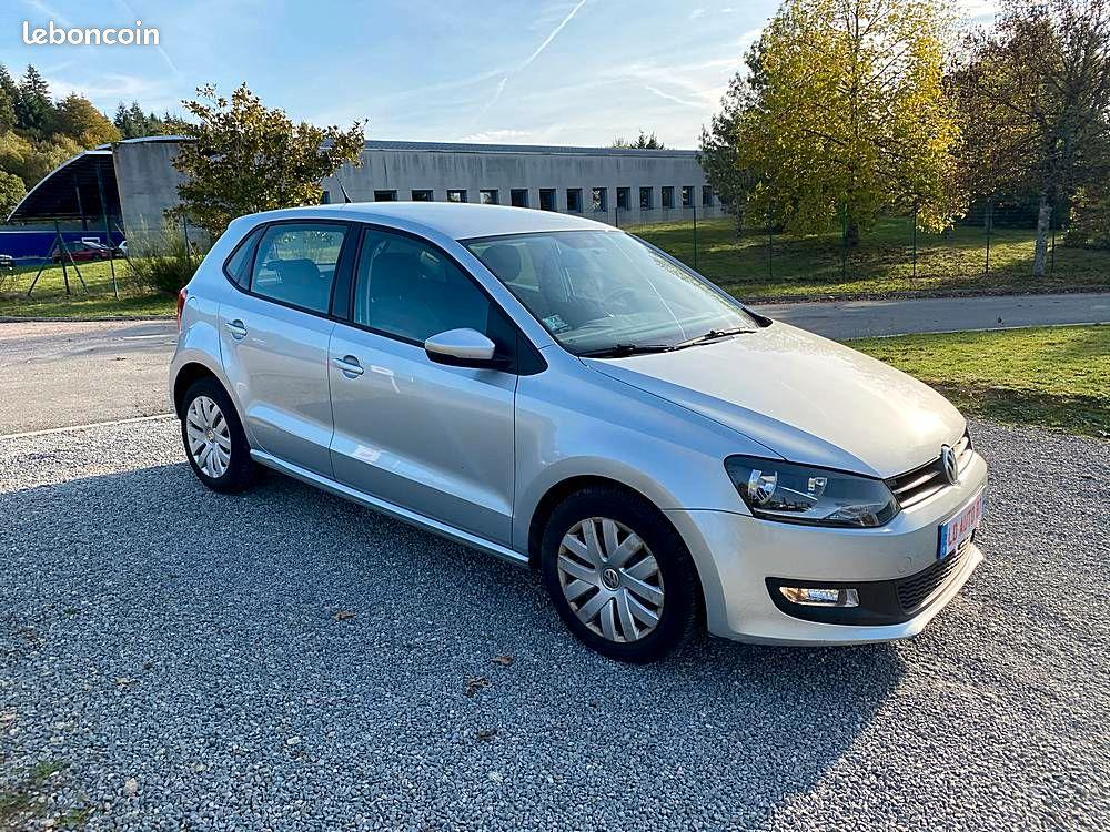 Volkswagen Polo 1.6 TDI 90cv BOITE AUTOMATIQUE / 9490€