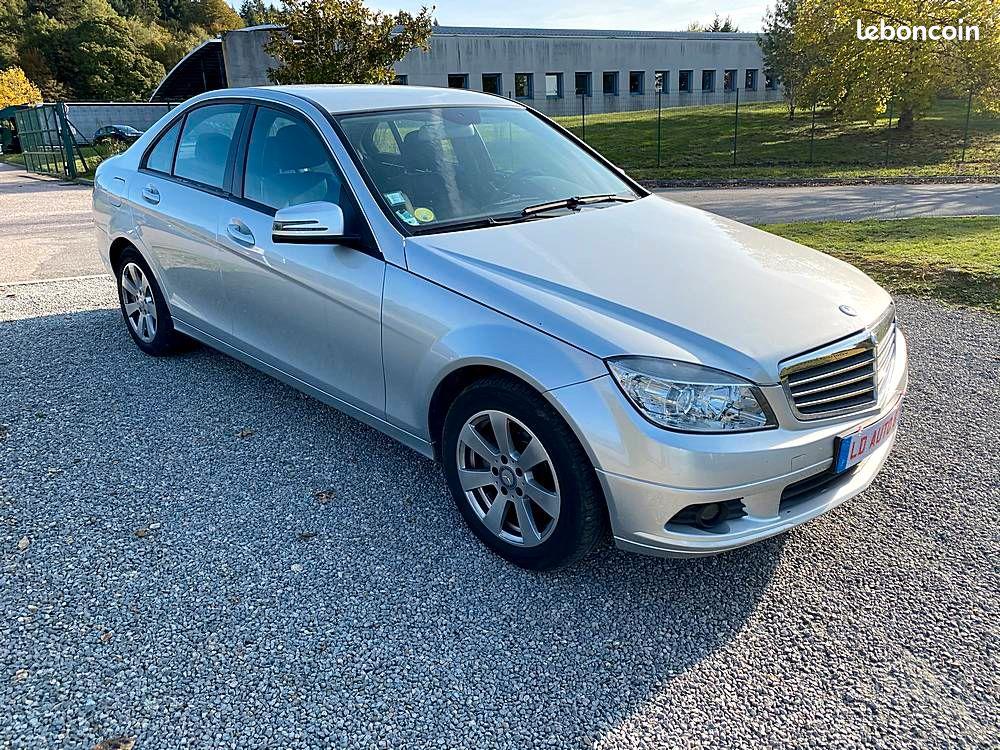 Mercedes Classe C 200 CDI 136cv / 10 490€