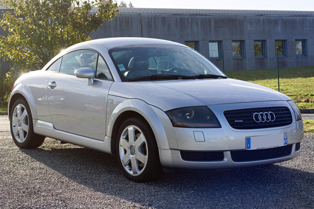 Audi TT Coupé 1.8L T 180CH / 5490€