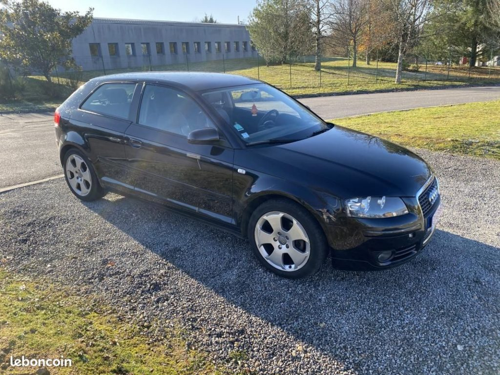 Audi A3 1.9 TDI 105cv / 4490€