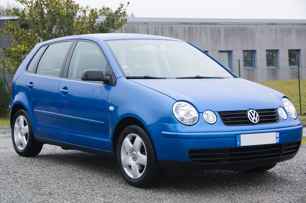 VOLKSWAGEN Polo IV 9N 1.2L 65ch / 3990€