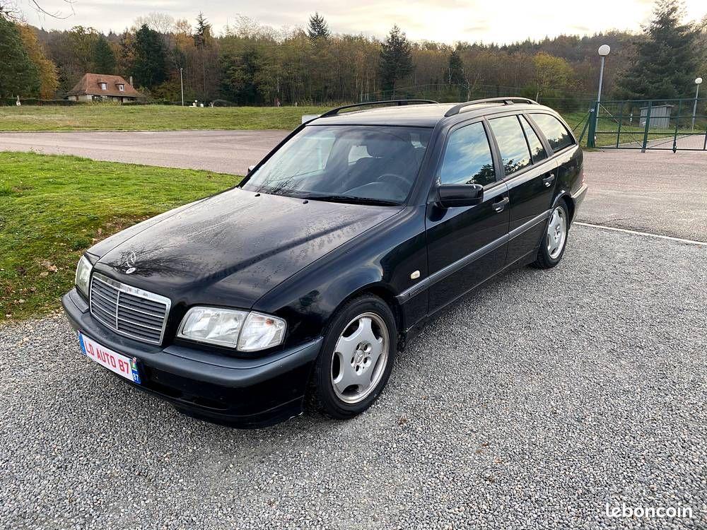 Mercedes Classe C Break 220 CDI 125cv / 3490€