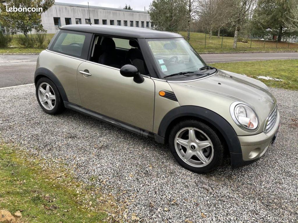 Mini Cooper 120cv / 6990€