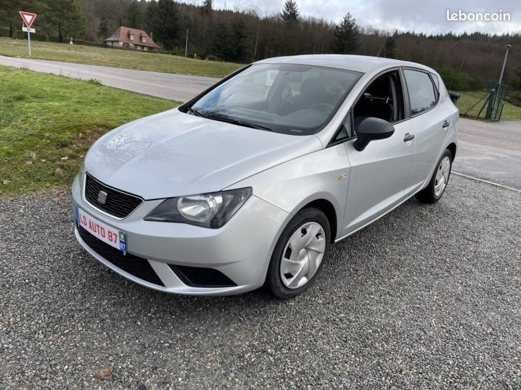 Seat Ibiza V 1.2 TDI 75cv / 6490€