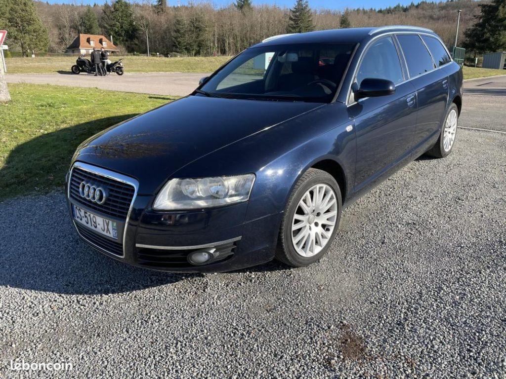 Audi A6 Avant 2.0 TDI 140cv / 4 490 €