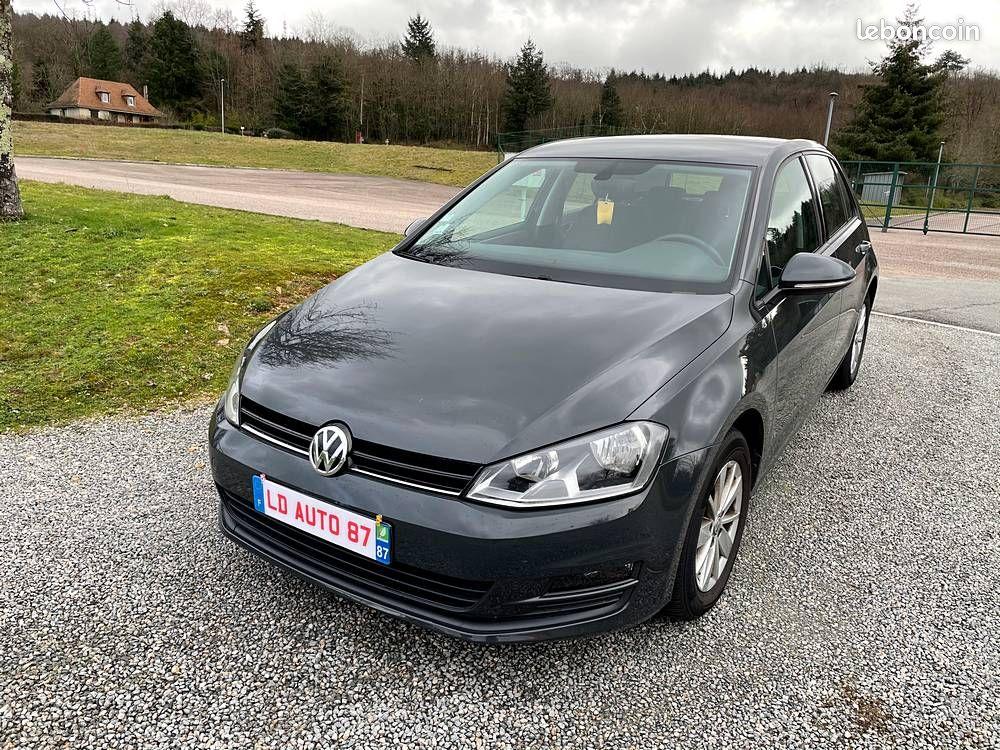 Volkswagen Golf VII 1.6 TDI 110cv / 12 490 €