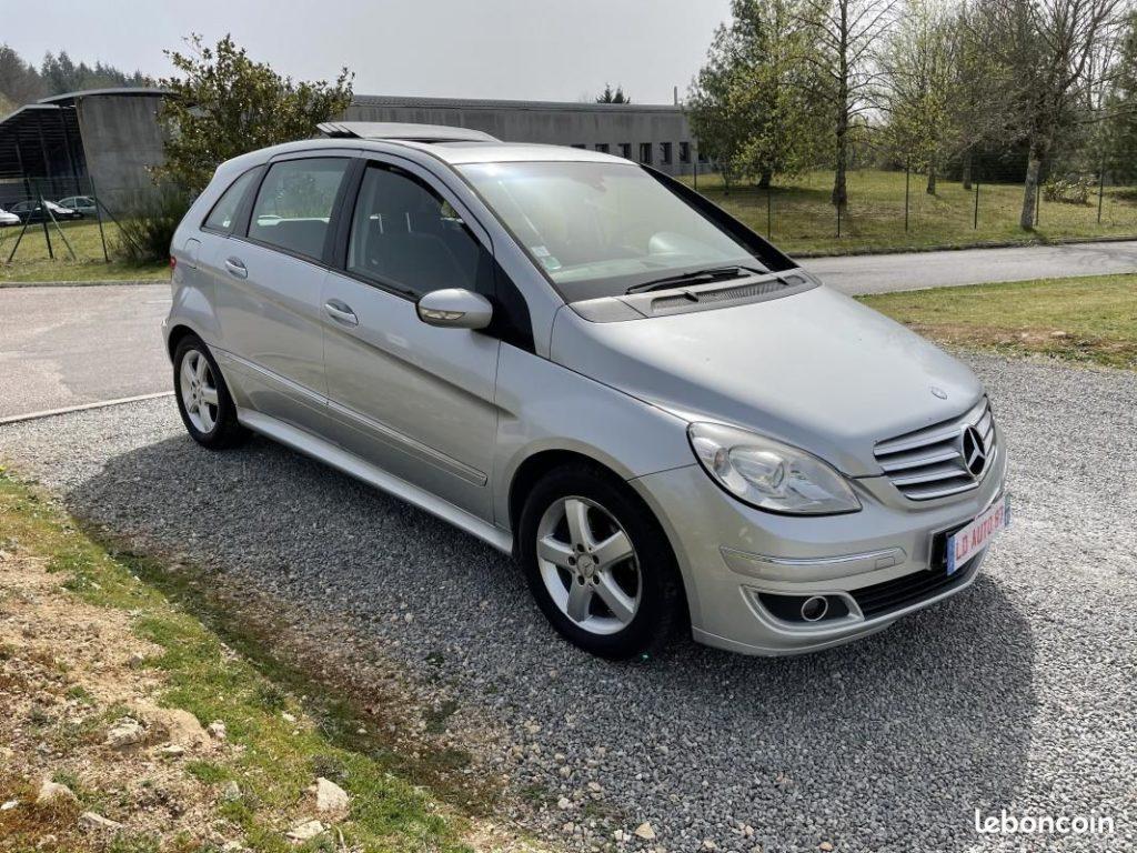 Mercedes Classe B 180 CDI 110cv / 3 490 €