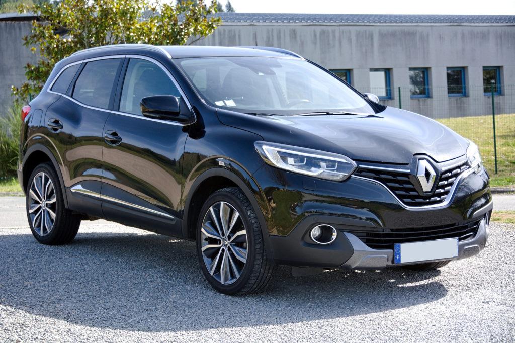 Renault Kadjar 4WD 1.6L DCi 130CH / 14990€