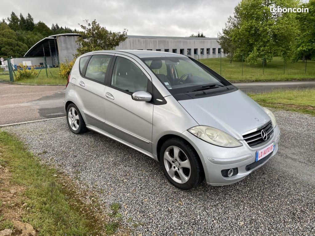 Mercedes Classe A 180 CDI 109cv / 2990 €