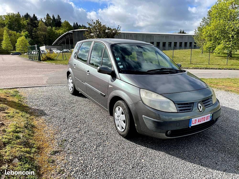 Renault Scénic II 1.6 113cv / 2490 €