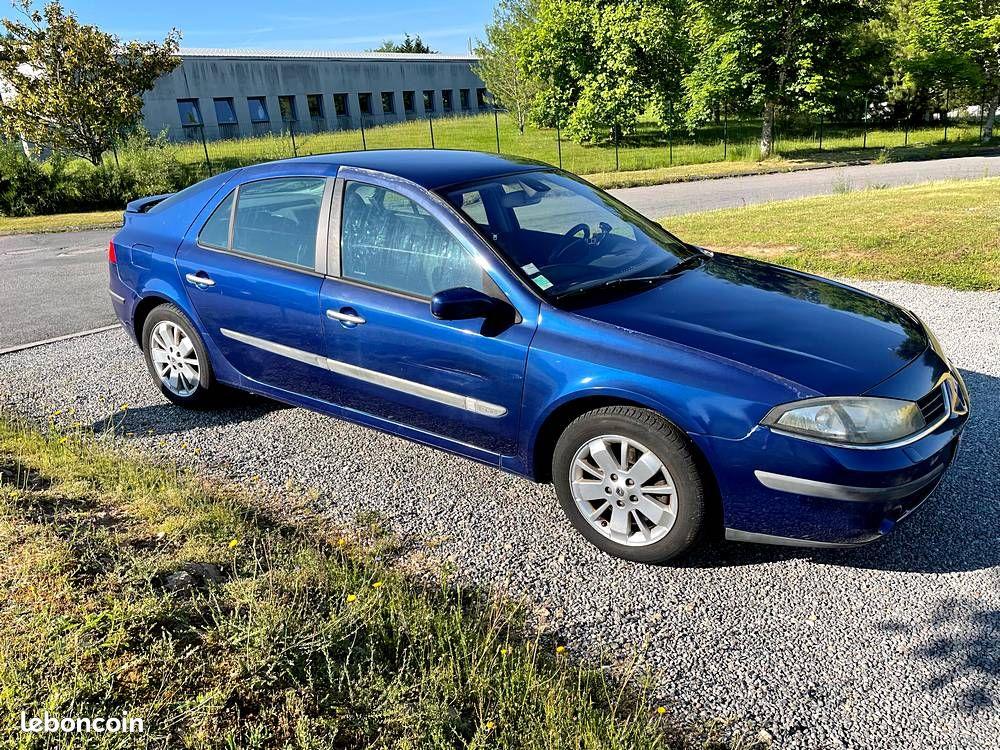 Renault Laguna II 1.9 dCi 130cv / 3490€