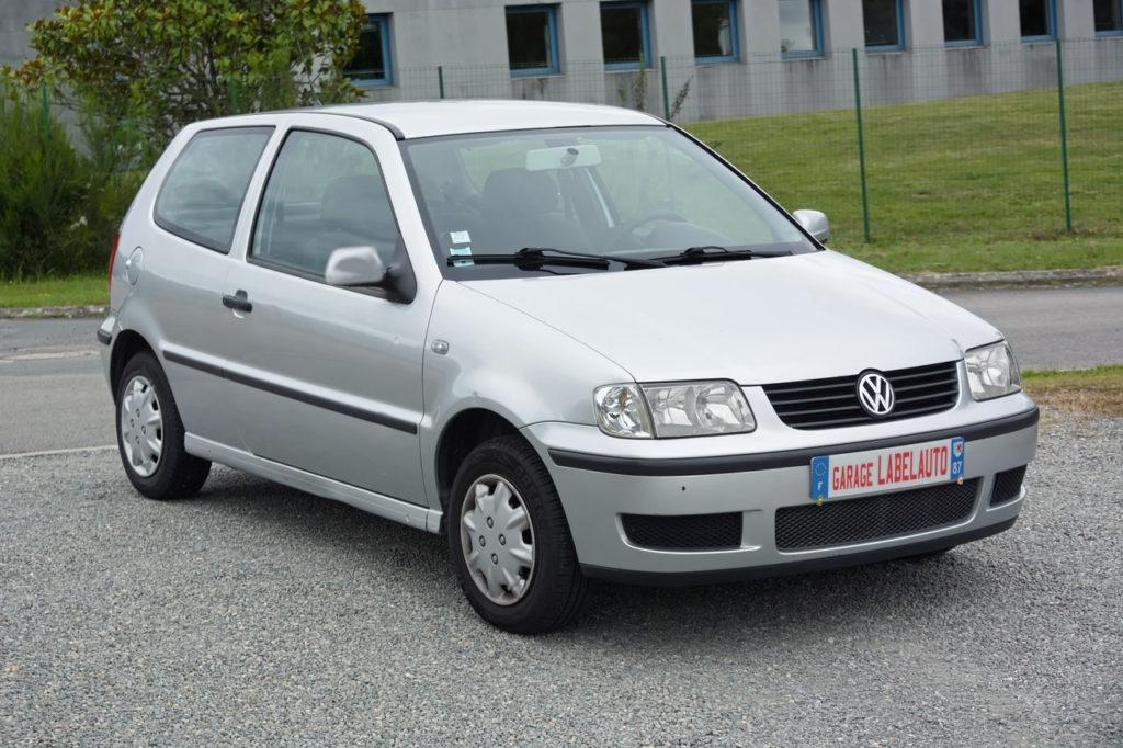 VW Polo 6N2 1.4L MPi 60ch / 2490€