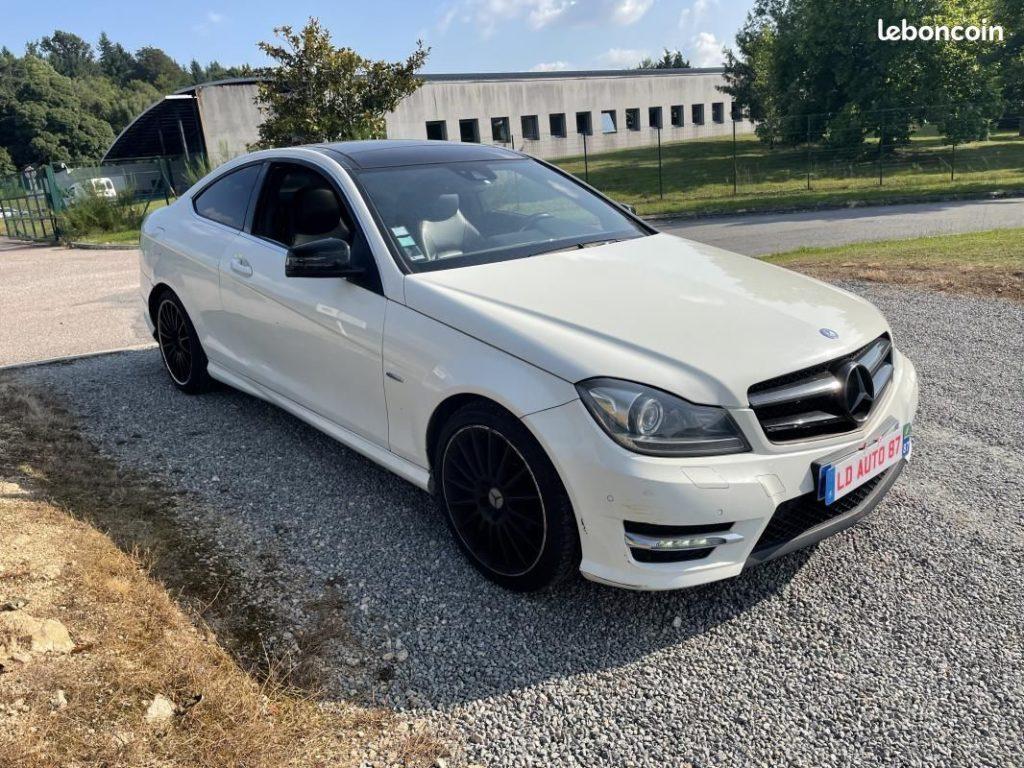 Mercedes Classe C Coupe 220 CDI 170cv / 13990€