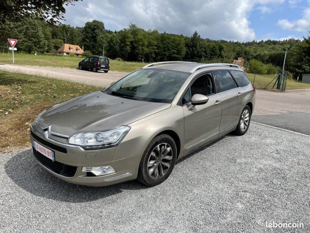 Citroën C5 Break 2.0 HDi 163cv / 9990€